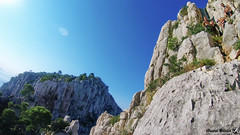 Swimrun Demain Rebelote aout 201800030 (swimrun france) Tags: swimrun calanques aout 2018 cassis freeswimrun provence trailrunning swimming open water hiking climbing