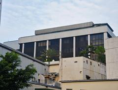 The Hidden Side of BUN Head Office (Ya, saya inBaliTimur (leaving)) Tags: jakarta building gedung architecture arsitektur office kantor