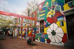 (Sunshine Thief) Tags: analog film 35mm lofi vignette lomo eximus uws fujicolor superia melaka streets streetart toycam nature landscape