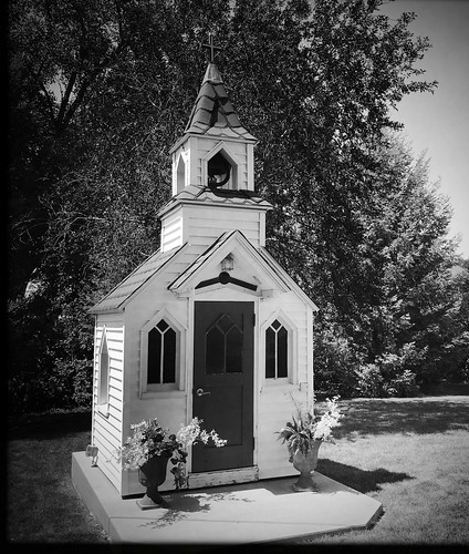 The Little Chapel Elkhorn Iowa