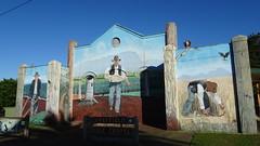 301 Sheffield, town of murals (Brigitte & Heinz) Tags: australien australia australie sheffieldmurals townofmurals tasmanien tasmania tasmanie