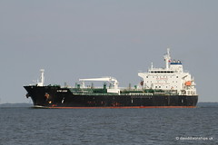 Ship. Alpine Legend 9478705 (dickodt65) Tags: ship schelde tanker alpine legend