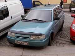 P9115147 Е 740 ОК 178 (Skillsbus) Tags: russia cars avtovaz lada priora