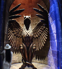 Dwelling on Dreams (coollessons2004) Tags: hogwarts gryffindor griffin harrypotter woman mystery mysterious fairytale mystical