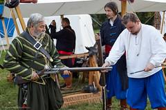 Zrínyi Ünnep Szigetvár 2018-09-08 (19) (neonzu1) Tags: zrínyiünnepszigetvár20180908 szigetvár town festival people historicalreenactment weapon musket costume