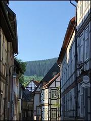 Goslar, Germany (LuciaB) Tags: goslar germany halftimberedhouse
