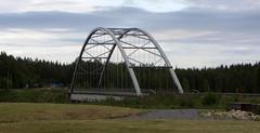 bridge (helena.e) Tags: helenae semester norrland husbil motorhome älsa rv sommar summer bro bridge edefors luleälv