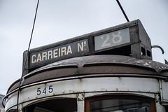 Tram 28 Detail (graufuchs) Tags: europe europa portugal lisbon lisboa lissabon fuji fujifilm fujifilmxh1 fujinon xh1 zoom zoomlens tram traffic detail