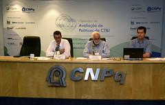 Seminário de Avaliação de Políticas de C&T - Sessão IA - Brasília DF-Foto:Roberto Hilário (CNPq Oficial) Tags: