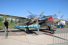 ILA Berlin 2018: Flying Bulls (Helgoland01) Tags: ila berlin flyingbulls flugzeug aircraft airplane plane brandenburg deutschland germany