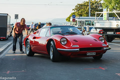 Ferrari Dino 246GT (aguswiss1) Tags: supercar flickrcar carevent amazingcar flickr carlover hillclimb exoticcar carheaven zcca classiccar auto carspotting dino carswithoutlimits carporn sportscar fastcar carshow dreamcar ferrari v6 caroftheday 246gt car