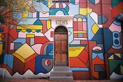 geometrical (Sunshine Thief) Tags: analog film 35mm lofi vignette lomo eximus uws fujicolor superia melaka streets streetart toycam nature landscape