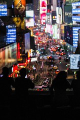 Shadows & Lights - Times Square, NYC (mspbusy) Tags: view summer vacation holiday fun manhattan novotel party drinks newyork nyc timessquare shadows lights glammer glitz nighttime