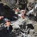 Boulder Falls Restoration Work