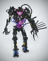 VODOS. ([VB]) Tags: bionicle lego cyborg postapoc mech robot cyberpunk mutant moc