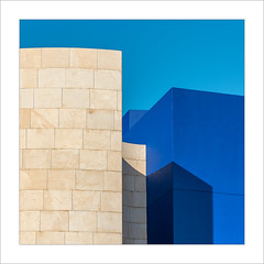 Guggenheim Bilbao (ximo rosell) Tags: guggenheim bilbao ximorosell arquitectura architecture abstract abstracció composició color minimal museu squares spain frankgehry llum luz light