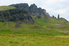 The Storr, Isle of Skye (iwys) Tags: the old man storr isle skye scotland mountain scenery meadow flowers