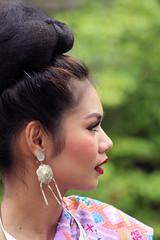 traditional dancing girl - Bangkok, Thailand 2018 (Dis da fi we) Tags: dancing girl bangkok thailand traditional khon cute young dance