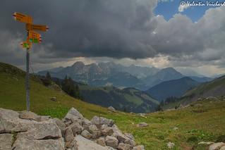 SF_IMG_2796 - View on the Gummfluh' mountain, Gstaad region - Switzerland