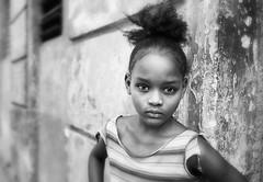 Cuba 2018 (mauriziopeddis) Tags: habana havana avana vieja bn bianconero blackandwhite portrait ritratto portraits face viso people girl model reportage canon street bwn eyes