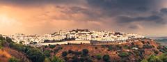 Vejer de La Frontera - Cádiz (Ro Cafe) Tags: sonya7iii pano town vejer cádiz spain nikkor2470f28