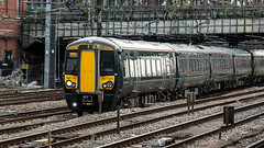 387147 (JOHN BRACE) Tags: 2016 bombardier derby built class 387 electrostar emu 387147 gwr livery seen passing royal oak tube station just outside paddington