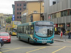 Arriva North West 2955 MX09JHK Whitechapel, Liverpool (1280x960) (dearingbuspix) Tags: arriva arrivanorthwest mx09jhk 2955