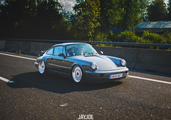 PORSCHE 964 (JAYJOE.MEDIA) Tags: porsche 964 low lower lowered lowlife stance stanced bagged airride static slammed wheelwhore fitment bbs bbswheels
