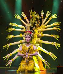 DAG_8926r (crobart) Tags: thousand hand bodhisattva eyes yate dance acrobatic team chinese china canadian national exhibition cne 2018 toronto