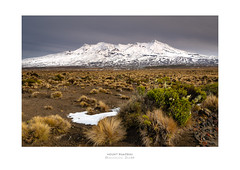 Mount Ruapehu - New Zealand (Dominic Scott Photography) Tags: newzealand mountruapehu volcano mountain dominicscott sony ilce7rm3 a7rm3 gmaster sel2470gm breathtakinglandscapes