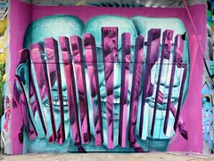 Cee Pil / DOK - 19 aug 2018 (Ferdinand 'Ferre' Feys) Tags: gent ghent gand belgium belgique belgië streetart artdelarue graffitiart graffiti graff urbanart urbanarte arteurbano ferdinandfeys ceepil