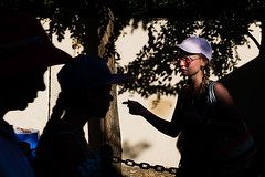 . (Joanna Mrowka) Tags: ngc str0 street streetphotography travelphotography travel ukraine zaliznyi port black sea shadow light