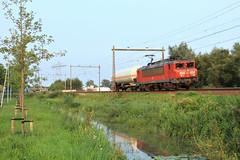 DB Cargo 1614 @ Zwolle (Sicco Dierdorp) Tags: db dbc cargo serie1600 ketelwagen unitcargo onnen kijfhoek herfte zwoille meppel