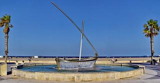 Fountain Boat