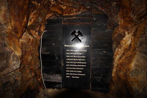 Slovak opal mines near Presov, Slovakia