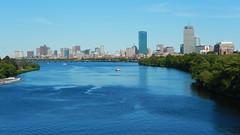 Boston, Charles River seen from Boston University Bridge [07.08.2013] (b16aug) Tags: geo:lat=4235251112 geo:lon=7111048057 geotagged boston cambridgeport massachusetts unitedstates usa