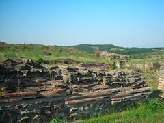 Caricin grad near Lebane, Serbia (nesoni2) Tags: iustiniana prima caricin grad lebane leskovac serbia srbija vujadin ivanisevic iustinian justinijan archeology byzant byzantin