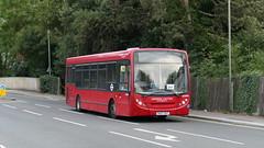 Loan Goes Straying (londonbusexplorer) Tags: london sovereign ratp group adl enviro 200 dart de20068 sk07dxt 251 edgware arnos grove tfl buses
