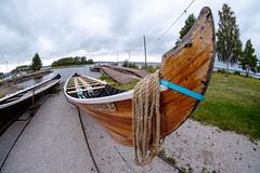 Kyrkbåtar (Håkan Dahlström) Tags: 2018 dalarna kyrkbåt lake photography siljan sweden tällberg dalarnaslän xt1 f10 180sek 8mm uncropped 16022082018163819 leksandnv se