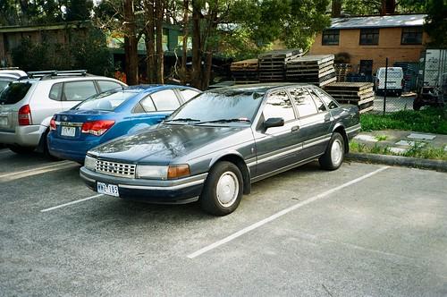 1991 Ford Fairmont Ghia