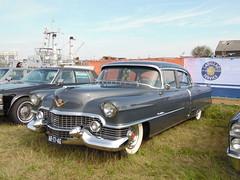 1954 Cadillac Fleetwood 60S 5.4 V8 (brizeehenri) Tags: cadillac fleetwood 1954 ar7746 moerdijk