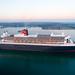 RMS Queen Mary 2 - Cunard