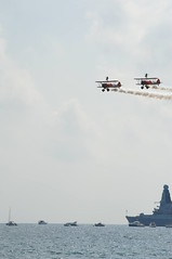 Bournemouth Airshow 2018 - 67 (D.Ski) Tags: wingwalkers flyingcircus bournemouth airshow bournemouthairshow bournemouthairfestival 2018 airplane aircraft planes display flying england southcoast uk nikon d700 nikond700 200500mm