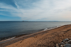 Lake Superior at Whitefish Point Sand Beach, Michigan (Tony Webster) Tags: greatlakes lakesuperior michigan upperpeninsula whitefishpoint beach lake sand ship paradise unitedstates us
