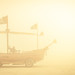sailing into the dust storm