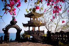 Bali, Temple de Pulaki (Calinore) Tags: indonesia bali indonésie pulaki temple sea mer religion