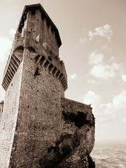 Guaita (Bambola 2012) Tags: guaita torre tower kula sanmarino architecture architettura arhitektura stone pietra kamen summer estate ljeto