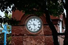 Time (GLEN A JOHNSON) Tags: time clock duluth minnesota nikon d7100