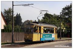 Tram Woltersdorf - 2018-13 (olherfoto) Tags: tram tramway strasenbahn villamos gotha woltersdorf canoneosm50