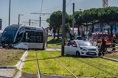 02-Le tram a déraillé (Alain COSTE) Tags: talence gironde france fr